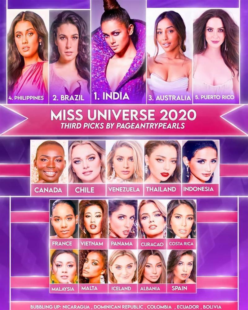 Khánh Vân đang đứng hạng mấy trên các bảng xếp hạng Miss Universe 2020?-9