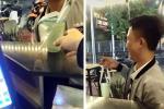 Người đàn ông say rượu nhưng vẫn cố ghé vào quán mua trà sữa cho 'cô sư tử Hà Đông ở nhà', nghe đến lý do ai cũng bất ngờ