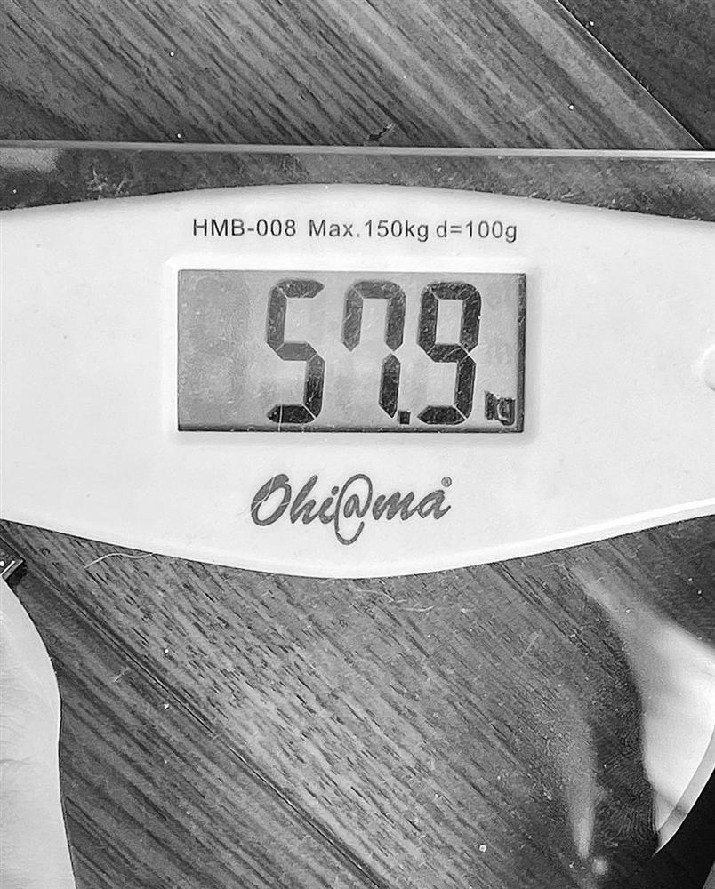 Bảo Thy giảm 2,5kg trong 1 tuần, nhìn thực đơn ép cân mà ai cũng choáng-4