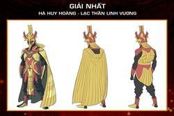 Cộng đồng mạng thất vọng với trang phục của siêu anh hùng Việt Nam