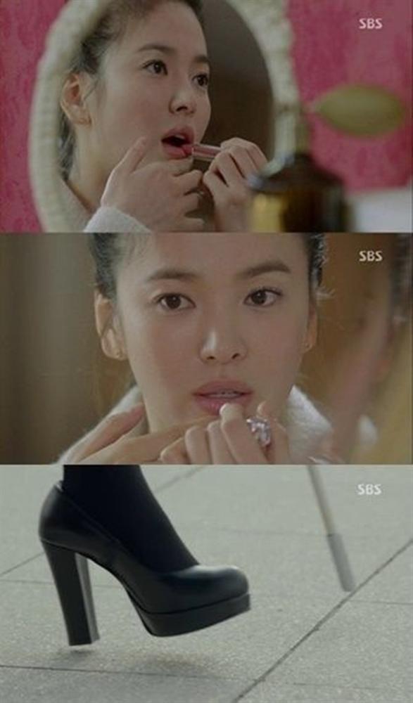 Phim của Song Hye Kyo bất ngờ bị chỉ trích dữ dội, diễn xuất giả trân sau 7 năm phát sóng-2