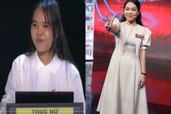 Tái xuất sau 6 năm trong Siêu Trí Tuệ Việt Nam, nhan sắc thí sinh Olympia gây chú ý