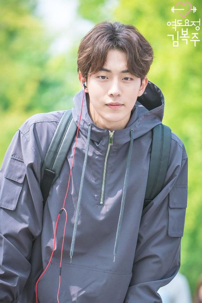 Nam Joo Hyuk: trở thành ngôi sao nhờ từ bỏ ước mơ chơi bóng rổ-4