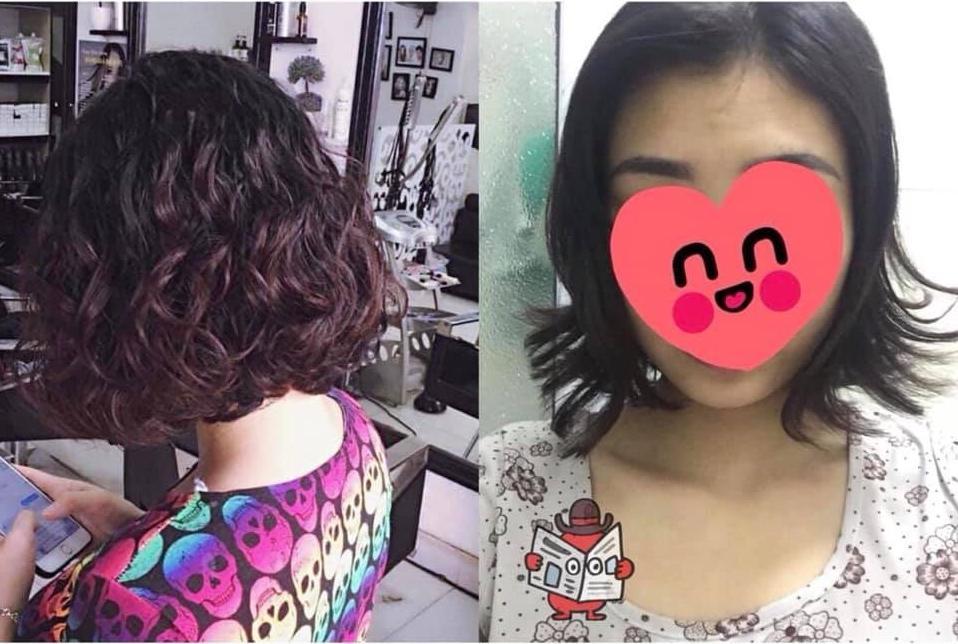 Loạt ảnh chứng minh hội chị em xinh đẹp đến mấy cũng chịu thua nếu gặp thợ cắt tóc không có tâm-3