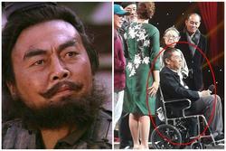 Trương Phi kinh điển màn ảnh Cbiz: Về già ngồi xe lăn, chẳng ai chăm, sống trong viện dưỡng lão