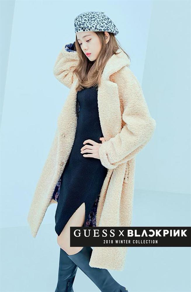 Mũ beret - phụ kiện sống ảo không thể thiếu của BLACKPINK Jisoo-6
