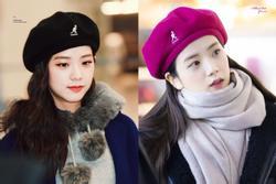 Mũ beret - phụ kiện 'sống ảo' không thể thiếu của BLACKPINK Jisoo