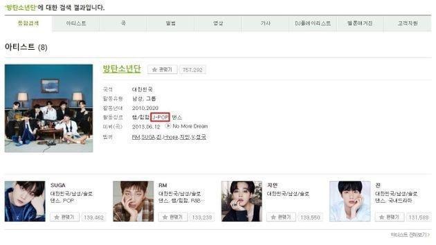 BTS và hàng loạt nghệ sĩ Kpop bỗng bị gắn mác Nhật Bản-3