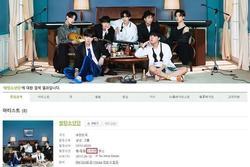 BTS và hàng loạt nghệ sĩ Kpop bỗng bị gắn mác Nhật Bản