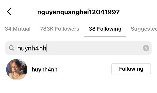 Chỉ một động thái, fans nghi vấn Quang Hải quay lại với Huỳnh Anh?-2