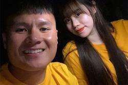 Chỉ một động thái, fans nghi vấn Quang Hải quay lại với Huỳnh Anh?