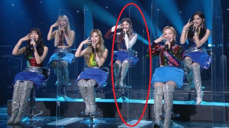 Netizens kêu zời về cách phòng dịch của show có 2 nữ idol dương tính Covid-19-2