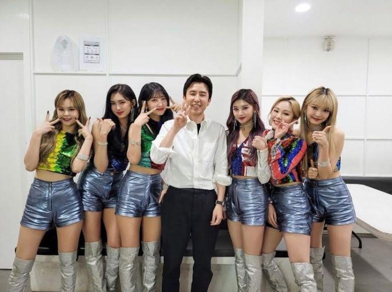 Netizens kêu zời về cách phòng dịch của show có 2 nữ idol dương tính Covid-19-3