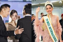 Đương kim Hoa hậu Quốc tế gửi lời chúc cực ngọt khi Tường San kết hôn
