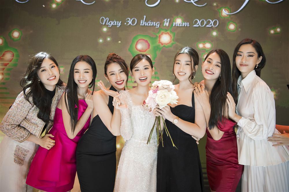 Đương kim Hoa hậu Quốc tế gửi lời chúc cực ngọt khi Tường San kết hôn-3