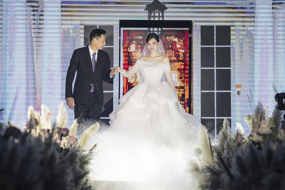 Đương kim Hoa hậu Quốc tế gửi lời chúc cực ngọt khi Tường San kết hôn-1