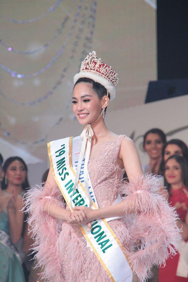 Đương kim Hoa hậu Quốc tế gửi lời chúc cực ngọt khi Tường San kết hôn-4