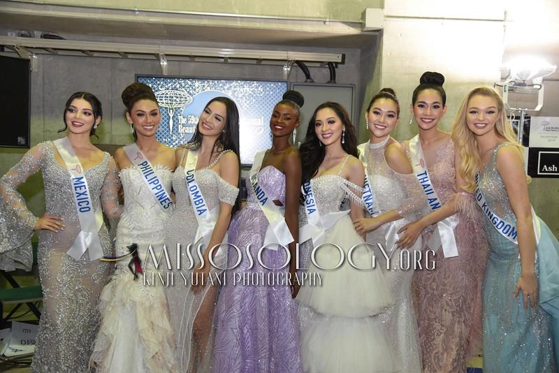 Đương kim Hoa hậu Quốc tế gửi lời chúc cực ngọt khi Tường San kết hôn-9