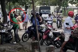 Xôn xao clip thanh niên đánh CSGT tới tấp khi bị yêu cầu dừng xe kiểm tra