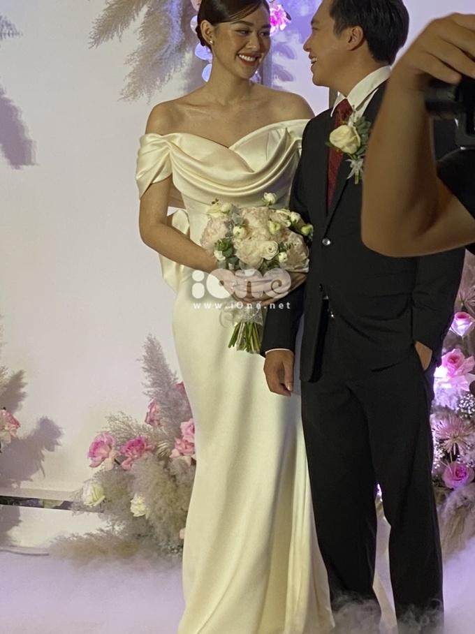 Đương kim Hoa hậu Quốc tế gửi lời chúc cực ngọt khi Tường San kết hôn-12