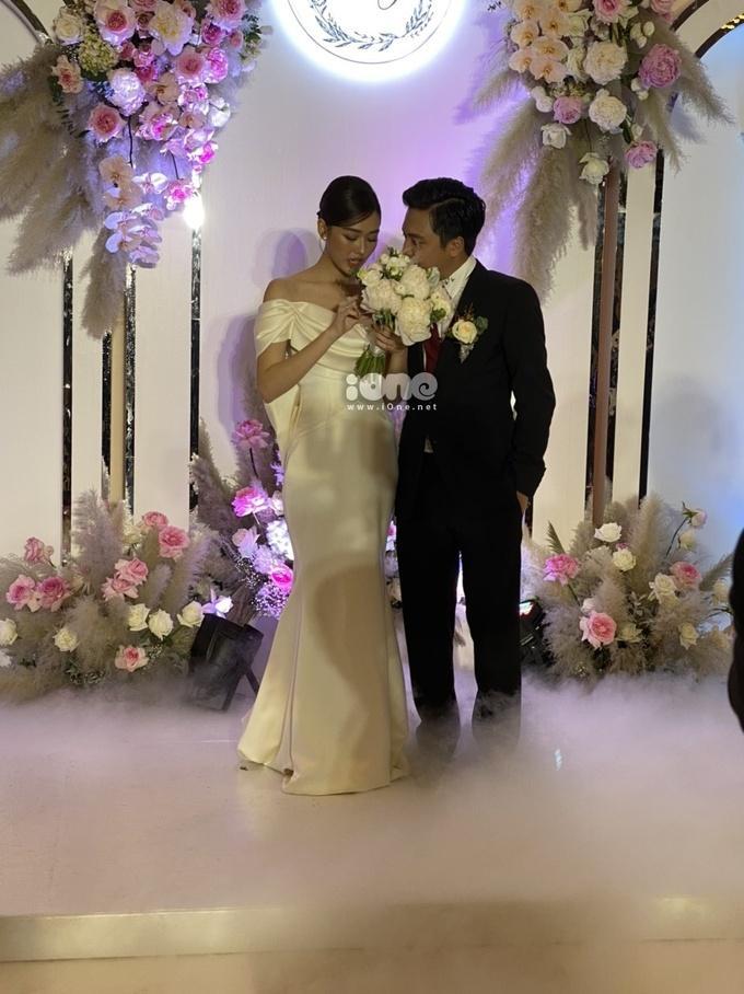 Đương kim Hoa hậu Quốc tế gửi lời chúc cực ngọt khi Tường San kết hôn-13