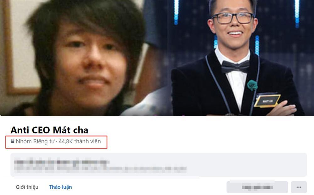 Group anti Tống Đông Khuê đạt kỷ lục thành viên, đuổi kịp bạn thân Matt Liu-6