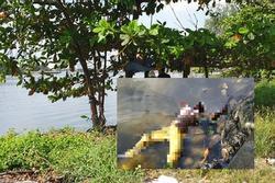 Rợn người phát hiện thi thể phụ nữ mất nửa đầu nổi trên sông Sài Gòn
