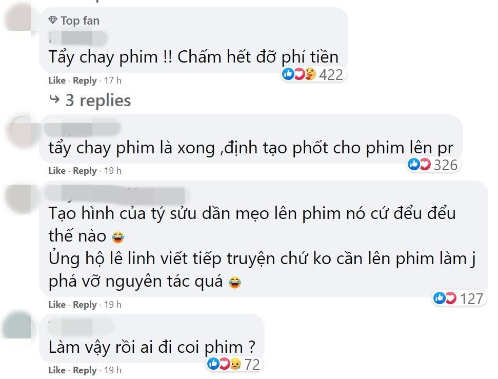 Phim Trạng Tí của Ngô Thanh Vân bị kêu gọi tẩy chay vì không xin phép tác giả-7