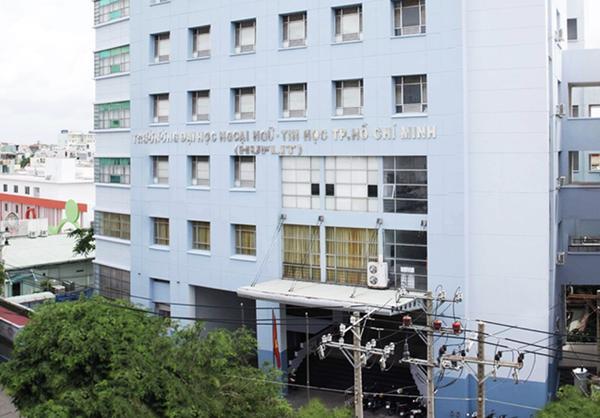 TP.HCM: Nam thanh niên rơi từ tầng 6 trường đại học xuống đất, tử vong thương tâm-1