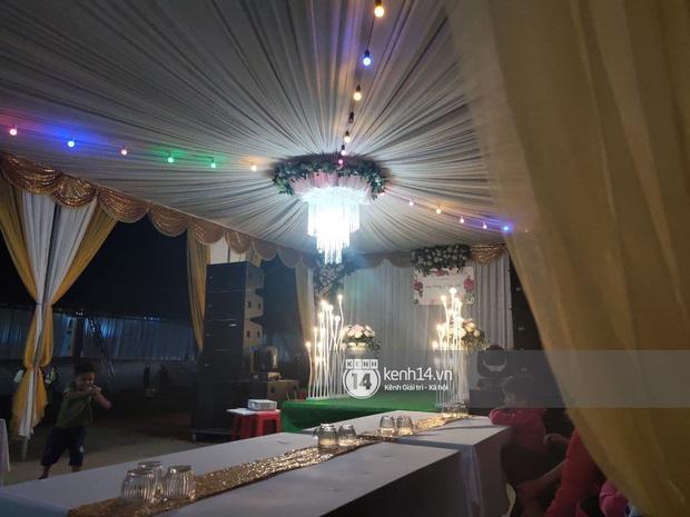Cận cảnh rạp 1.400m2 đón hơn 1.000 khách trong siêu đám cưới Công Phượng ở Nghệ An-10