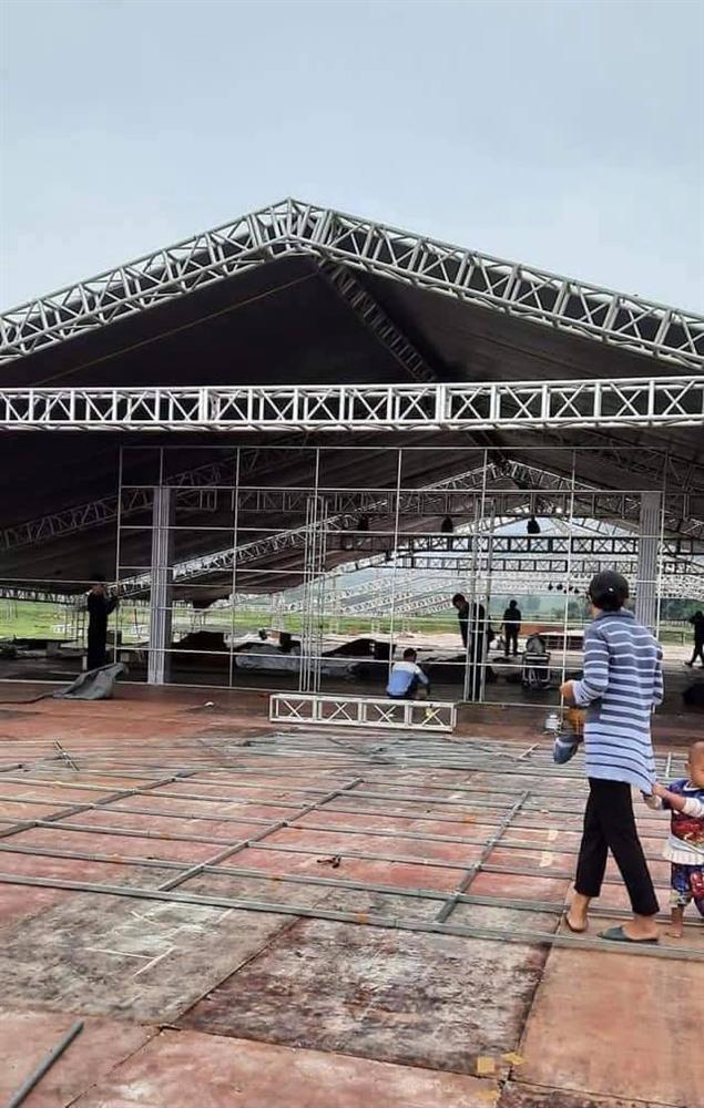 Cận cảnh rạp 1.400m2 đón hơn 1.000 khách trong siêu đám cưới Công Phượng ở Nghệ An-3