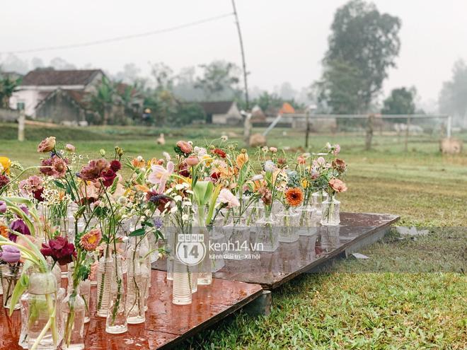 Cận cảnh rạp 1.400m2 đón hơn 1.000 khách trong siêu đám cưới Công Phượng ở Nghệ An-6