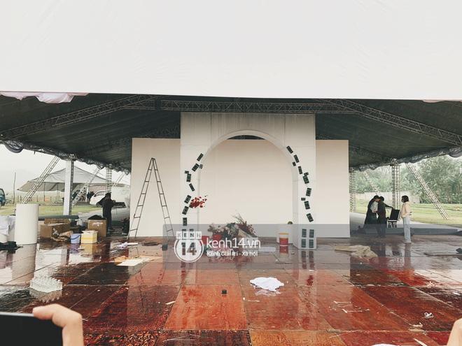 Cận cảnh rạp 1.400m2 đón hơn 1.000 khách trong siêu đám cưới Công Phượng ở Nghệ An-5
