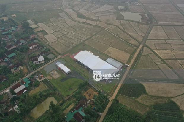 Cận cảnh rạp 1.400m2 đón hơn 1.000 khách trong siêu đám cưới Công Phượng ở Nghệ An-2