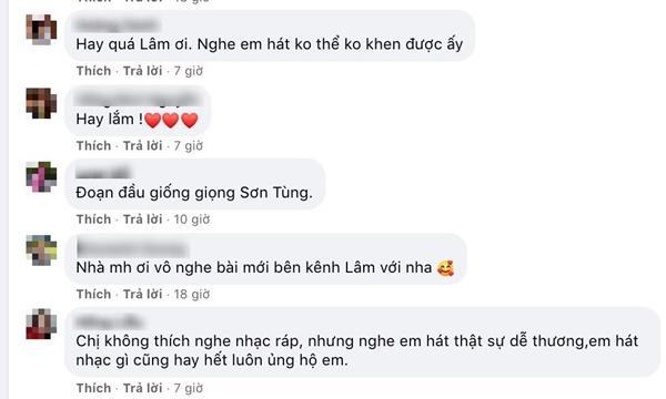Young Luuli (Hoài Lâm) tung demo rap love, netizen phán ngay giọng quá giống Sơn Tùng-3