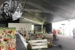 Cận cảnh rạp 1.400m2 đón hơn 1.000 khách trong siêu đám cưới Công Phượng ở Nghệ An