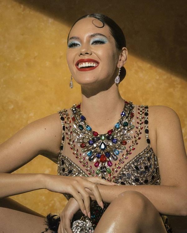 Mặt mộc của Hoa hậu Hoàn vũ Catriona Gray-3