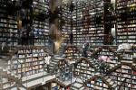 Hiệu sách đẹp tựa lâu đài ma thuật ở Trung Quốc