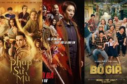 3 phim điện ảnh Việt làm từ web drama