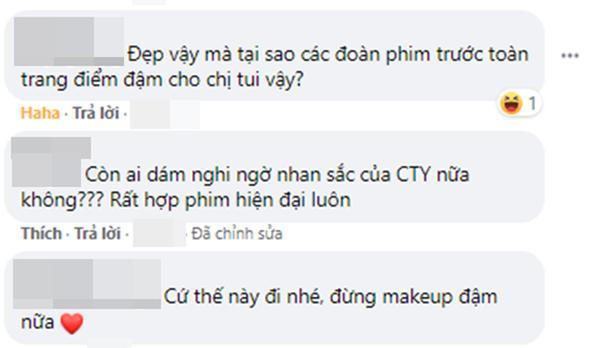 Ơn giời, cuối cùng thánh lố Cúc Tịnh Y cũng chịu makeup nhẹ nhàng đi đóng phim rồi!-7
