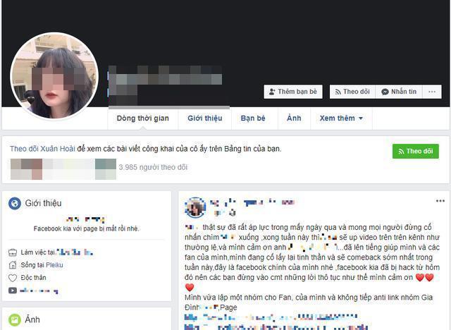 Dân mạng lùng ra Facebook nữ streamer nổi tiếng lộ clip 18+ đang xôn xao?-3
