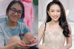 Con gái Minh Nhựa lộ ảnh xuề xòa khi ở nhà, nhìn khác xa hình sống ảo trên MXH