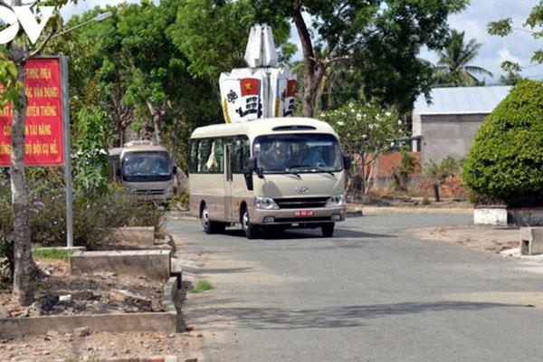 Tiền Giang cách ly khẩn cấp 1 trường hợp tiếp xúc với BN1347-1