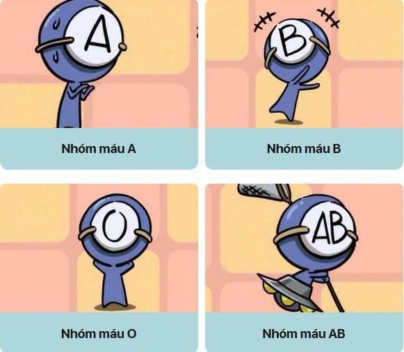 Tiết lộ mặt tối nhóm máu A - B - AB - O: Người mưu mô xảo quyệt, người ích kỷ cá nhân-1
