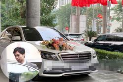 Viên Minh - Công Phượng đi Mẹc 7 tỷ đến hôn lễ, thuê vệ sĩ hộ tống như sao hạng A