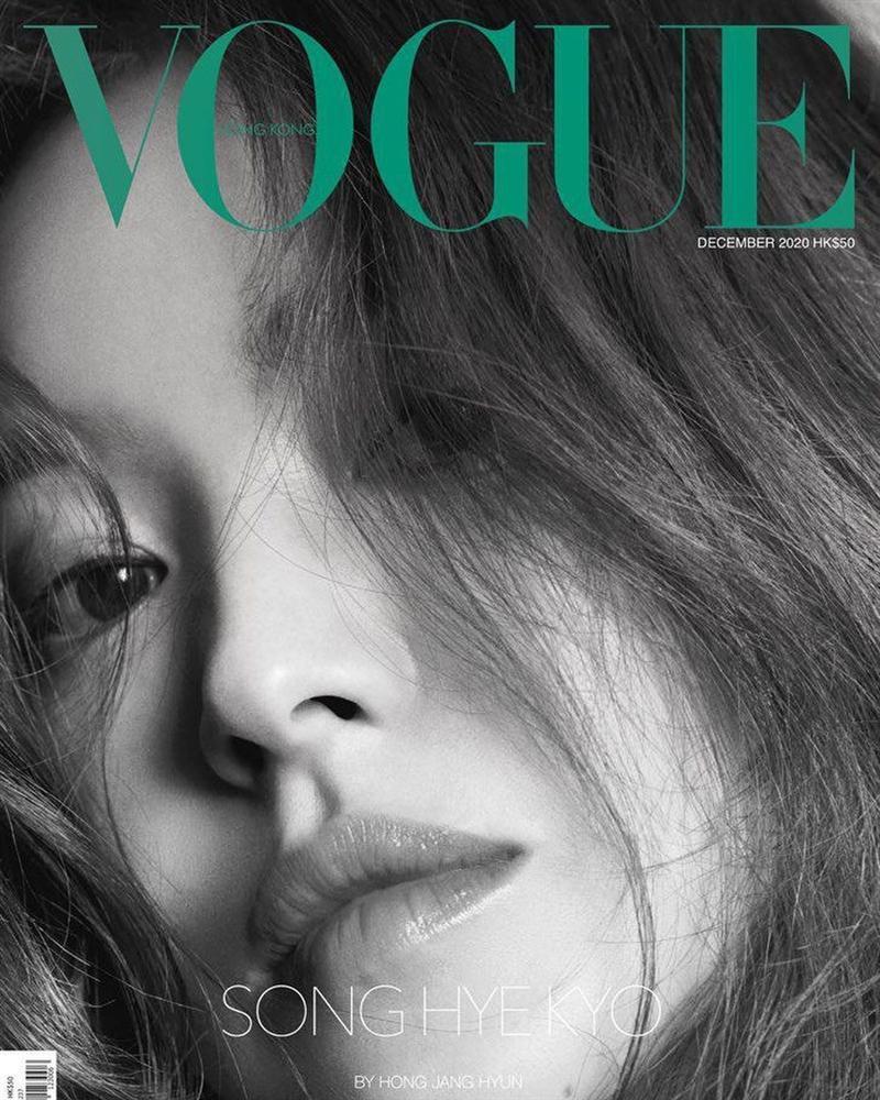 Song Hye Kyo xác lập kỷ lục trên bìa tạp chí-1