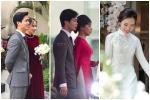Cô dâu Viên Minh mặc áo dài hồng cánh sen 'tưởng không xinh mà xinh không tưởng'