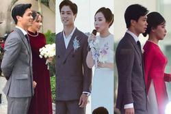 Dân mạng soi Công Phượng quá giản dị, diện 1 bộ vest xuyên qua 3 đám cưới