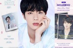 Số hưởng như Jin BTS, fan mua hẳn quảng cáo TV PR ngày sinh nhật