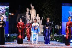NTK Vũ Thảo Giang đem vẻ đẹp di sản Việt lên áo dài